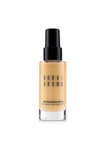 Bobbi Brown BOBBI BROWN - Skin Foundation SPF 15 - # 3 Beige 30ml/1oz B8D50BEEE797E0GS_1
