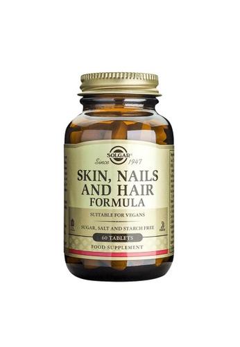 Holland & Barrett Solgar Skin, Nails and Hair Formula 60 Tablets E2675ES897E989GS_1