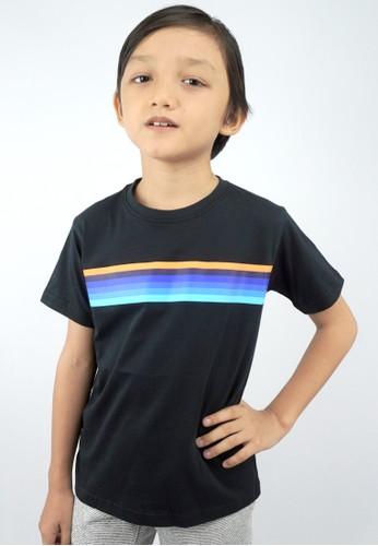No Fear black Stoney - Boys T-Shirt 65D91KA43085DCGS_1