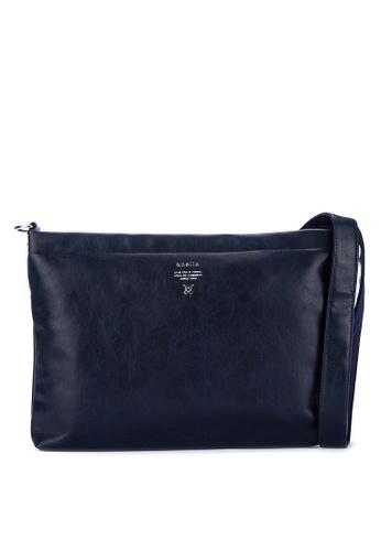anello navy Shoulder Bag DF8E0AC6F2C0F9GS_1