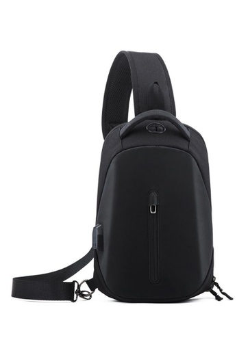 Twenty Eight Shoes black Chest Bag X 7002 E50D8AC81F743CGS_1