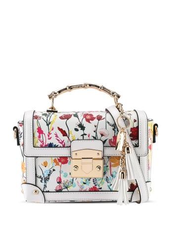 ALDO white Glaledith Top-Handle Bag AC881AC25663B0GS_1