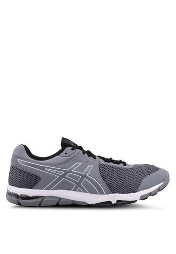 Asics grey Gel-Craze TR 4 Shoes AS989SH0SVR9MY_1