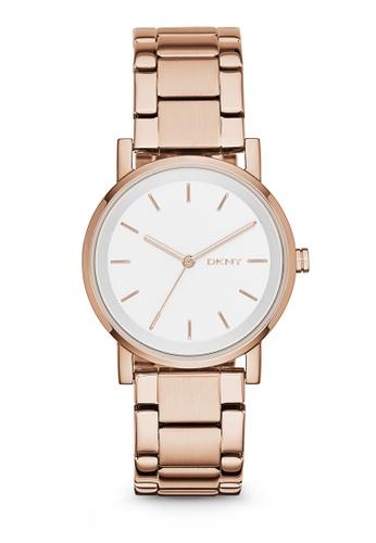 DKNY gold Soho Watch NY2344 DK097AC64WLJSG_1