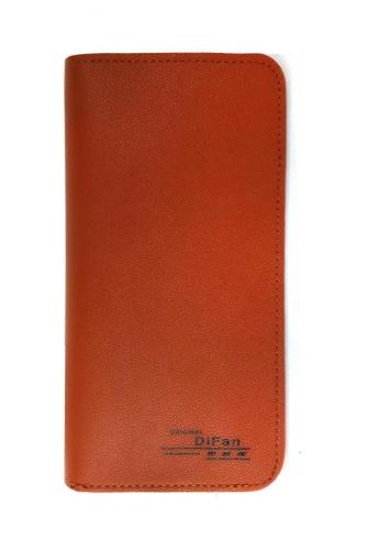 Lucky JX brown Di Fan Wallet 4E311AC6EDE583GS_1
