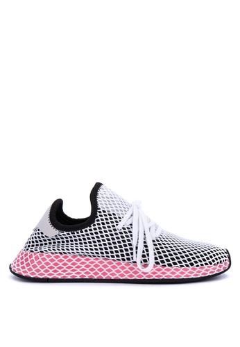 adidas black adidas originals deerupt runner w AD372SH0SULZMY_1