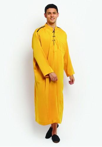 Kayser yellow AFRICANI MUSTARD 350E8AAD3A2888GS_1