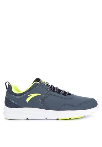 Anta grey Anta Lifestyle Sneaker Shoes 47D00SH32C7551GS_1