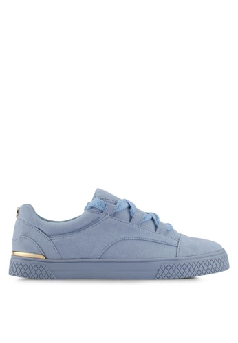 River Island blue Chunky Trainer 7FC79SH4CB1322GS_1