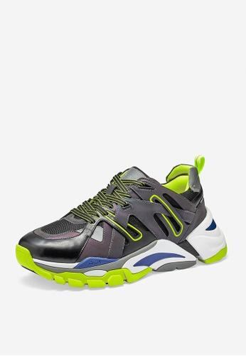 Ash 黑色 ASH Free 運動鞋 87BB4SHAF9E2E9GS_1