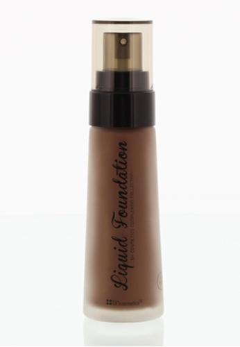 BH Cosmetics Liquid Foundation - D6 - Deep Espresso BH784BE29DASSG_1