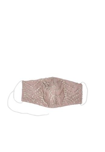 MAYONETTE pink MAYONETTE Lace Masker Premium Carlos 3 pcs - Pink - Non-medis - High Quality E3BCAESCCA3E63GS_1