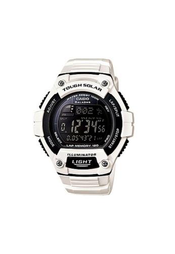 Casio white CASIO GENERAL W-S220C-7BVDF UNISEX'S WATCH 8F015AC8A636B8GS_1