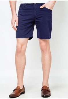 Regular Bermuda Shorts