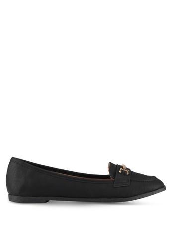 Dorothy Perkins black Black Lori Loafers E6F8DSH1576FDFGS_1