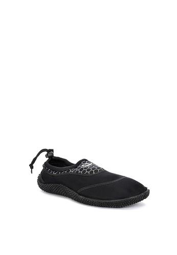 Reva black Floatzel Aqua Shoes FBAA6SH524237BGS_1