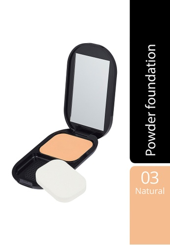 Max Factor beige Facefinity Compact - Natural 3DE85BE523252EGS_1
