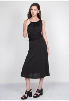 Cara Midi Dress