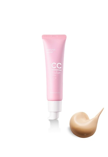 Banila Co. It Radiant CC Cover SPF30 PA++ [ Natural Beige ] A0539BE3BB5F60GS_1