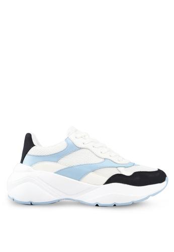 ALDO 藍色 Merurka 運動鞋 1CAD5SH5C8A3C1GS_1