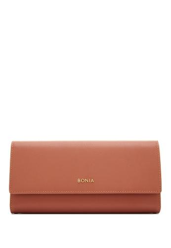 BONIA red Redwood Bikki Long 3 Fold 0140EACBEC30E0GS_1