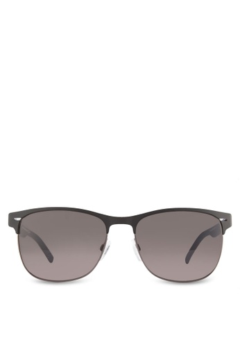 Tommy Hilfiger black Tommy Flat Metal Sunglasses TO861GL95HROMY_1