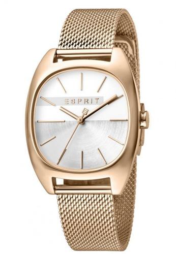 ESPRIT gold Esprit Women Infinity Silver Rosegold Mesh ES1L038M0105 72E52ACA8BC36FGS_1