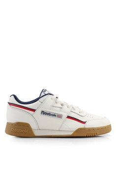 bd084bacf4c56 Reebok white Workout Plus Mu Shoes FF258SH9157746GS 1