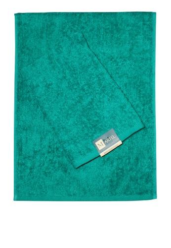Martel green Martel Basic Sweat Towel ED597HLDFB0D1AGS_1
