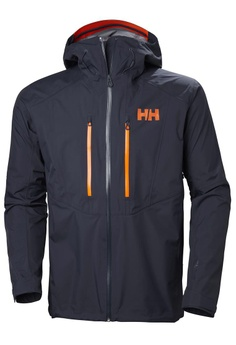 66850692a815 Helly Hansen blue HH M VERGLAS 3L SHELL JACKET GRAPHITE BLUE  88A21AAD1BE201GS 1
