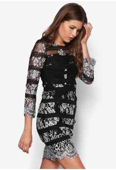 Alice Splice Dress