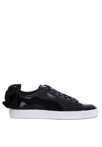 best loved 3b6ef d1876 Puma black Basket Bow SB Women s Sneakers BBE8ASH2E5FF9AGS 1