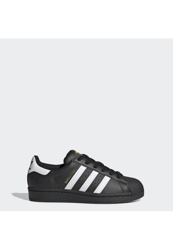 ADIDAS black adidas Originals Superstar Shoes AECDBKS89B5A24GS_1