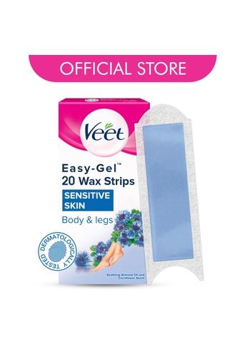 Veet Veet Wax Strip for Sensitive Skin 20s 17761ES1C3420CGS_1