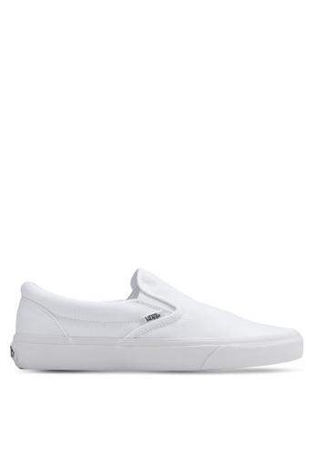 VANS white Core Classic Slip-On VA142SH76ZUTMY_1