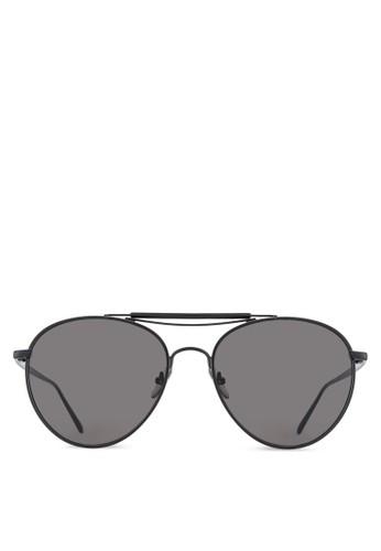 雙鏡橋經典飛esprit hk store行員太陽眼鏡, 飾品配件, 飾品配件