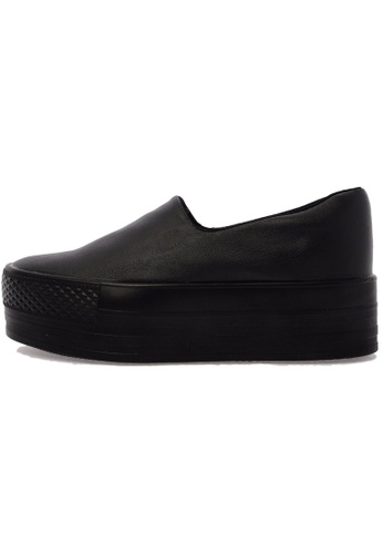 Maxstar C03 50 Synthetic Leather Platform Slip on Sneakers US Women Size MA168SH66DXTHK_1
