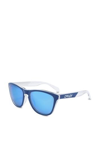 Oakley 多色 反光鏡片鏡框太陽眼鏡 FCDBDGL729788EGS_1