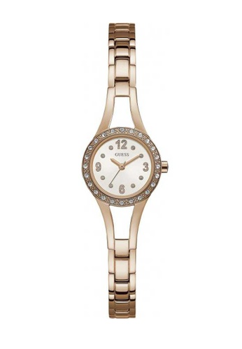 Guess pink Guess Rose Gold Stainless Steel Watch 1F2A1AC63832DFGS_1