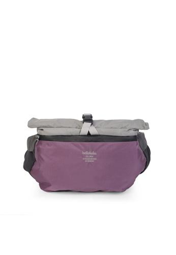 Hellolulu purple Tarot - All Day Waist Bag HE813AC2UQ8LHK_1
