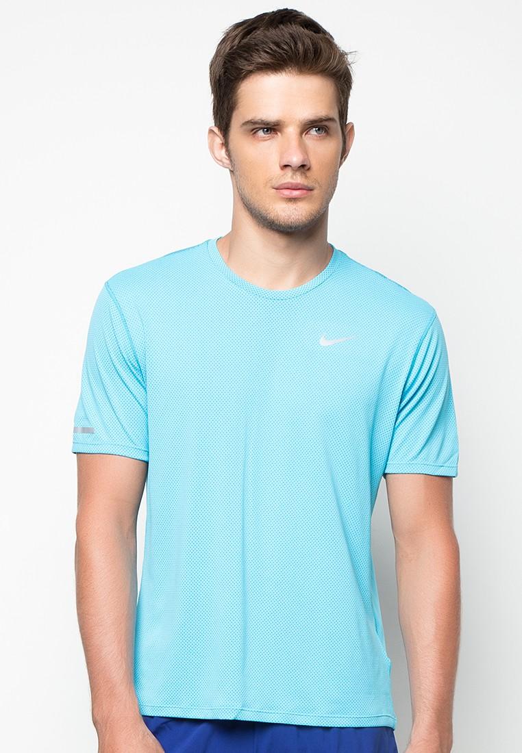 Nike Dri-Fit Contour Short Sleeve Top