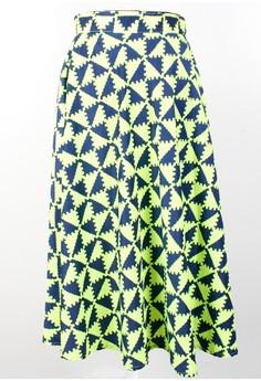 Moody Basic Midi Skirt