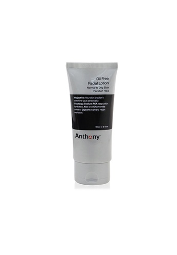 ANTHONY ANTHONY - Logistics For Men Oil Free Facial Lotion (Normal To Oily Skin) 90ml/3oz 40305BE895248BGS_1