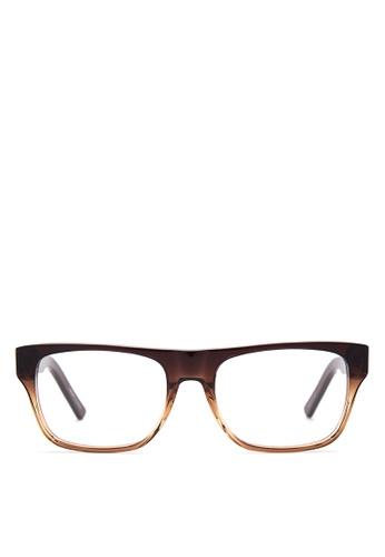 Vasuma brown Arafura Eyeglasses VA855GL78IABPH_1