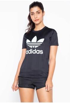d7e78c6c adidas black adidas originals trefoil tee 80554AADB7DE7CGS_1
