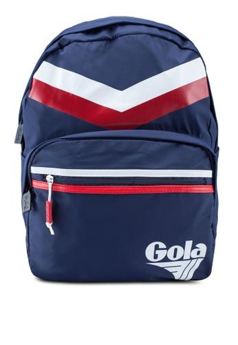Gola multi Stewart Chevron Backpack D09BEAC2877FEBGS_1