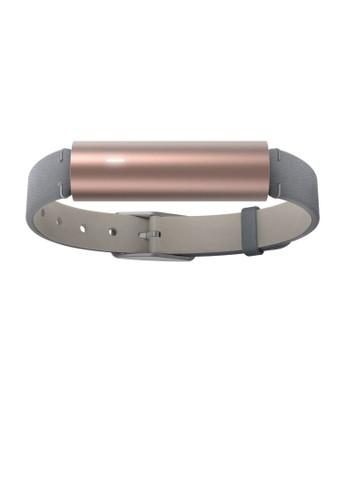 Misfit Ray 玫瑰金皮革手環 S516BM0RD、 運動、 其他MisfitMisfitRay玫瑰金皮革手環S516BM0RD最新折價