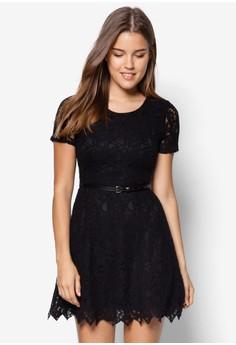 Love Lace Skater Dress