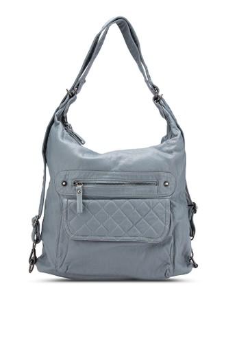 兩用仿皮肩背後背包、 包、 包SomethingBorrowed兩用仿皮肩背後背包最新折價