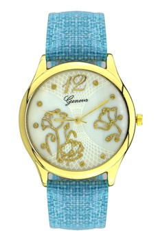 Geneva Women's Analog Casual Watch